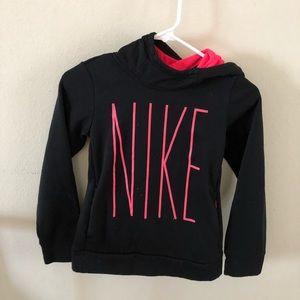 Girls Nike hoodie dry fit